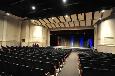 The Oxford Performing Arts Center