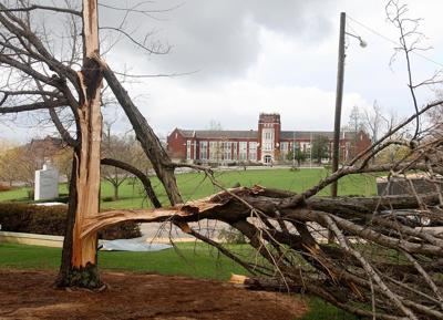 Jacksonville begins recovery after strong storms sweep through city