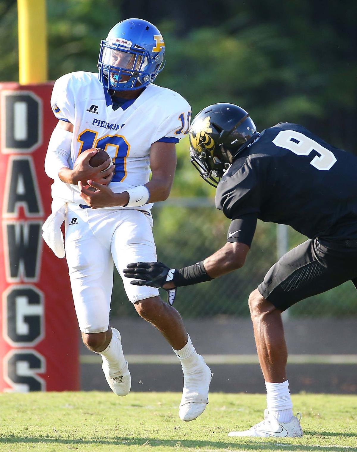 Piedmont At Rockmart Football Game Slideshows Annistonstar Com