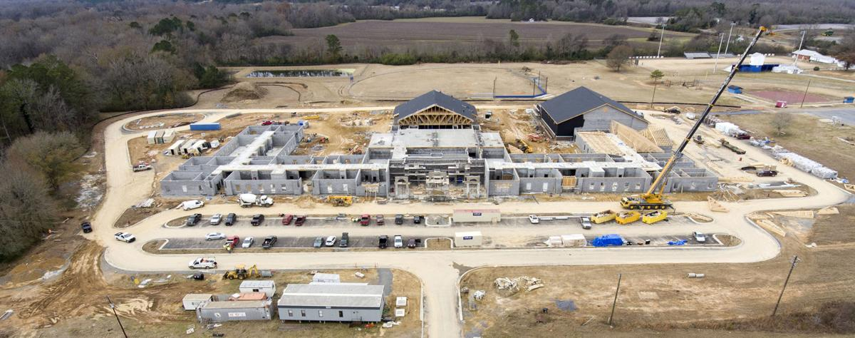 Construction Of New Winterboro High School Could Be