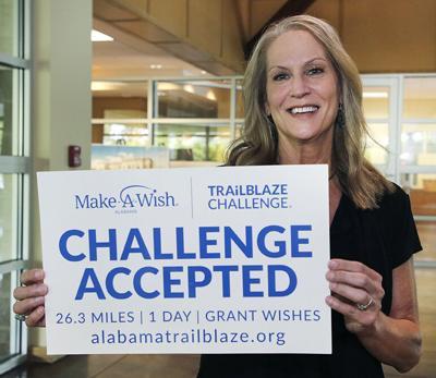 Charlotte Arnold, Make A Wish Alabama