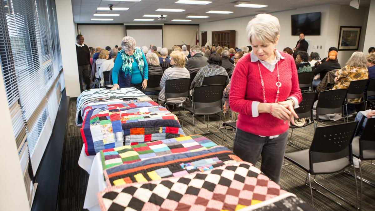 Pell City library plays host to Gee's Bend program (photo gallery)