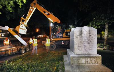 Anniston Confederate Memorial Removal