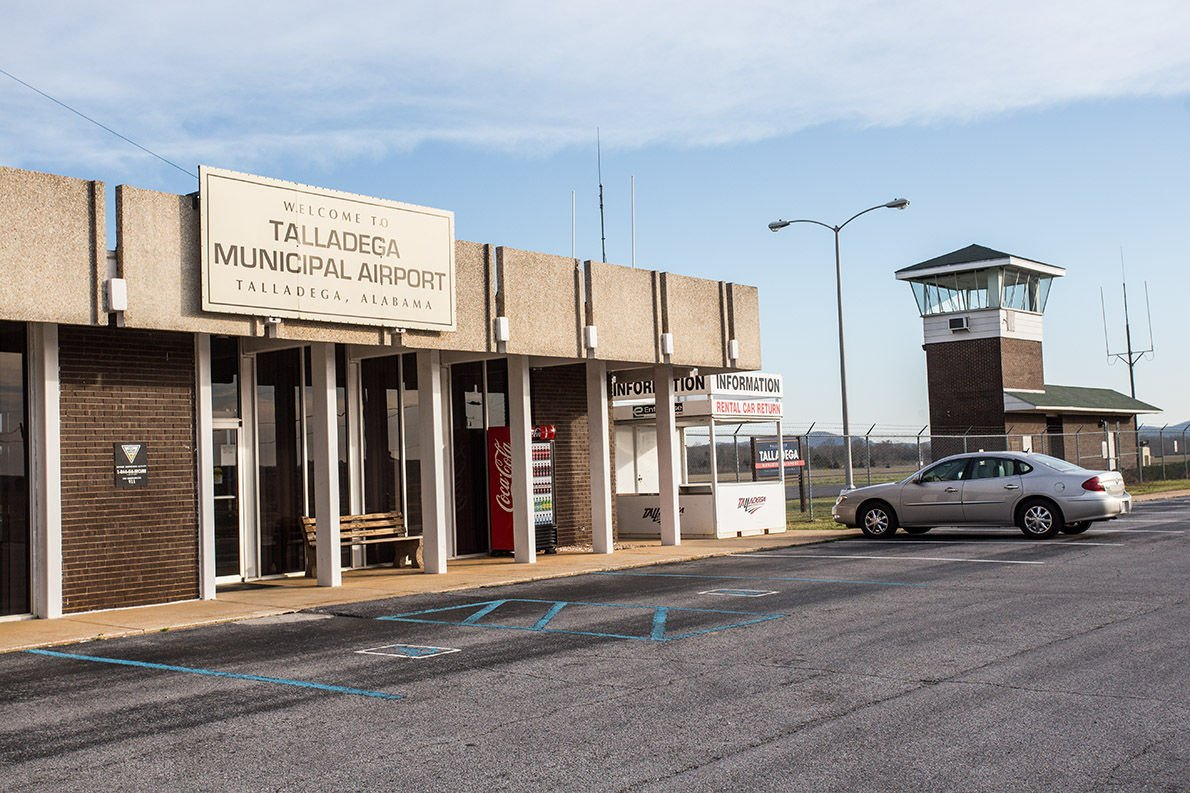 Talladega Airport improvements waiting on federal funds