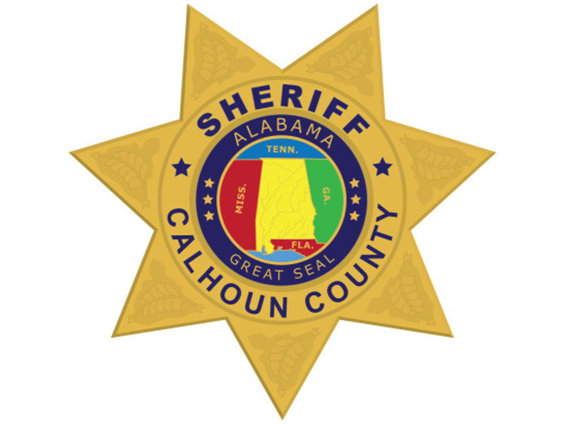 Calhoun County Sheriff's Office badge