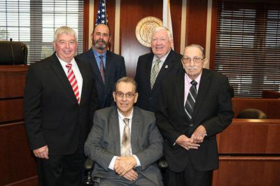 2019 St. Clair County Commission
