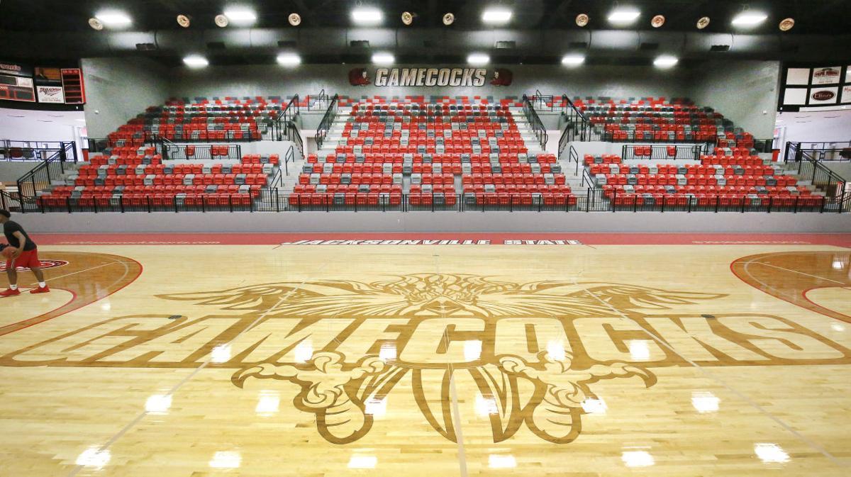 Pete Mathews Coliseum