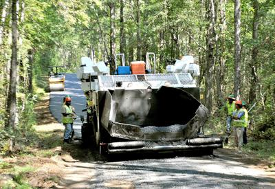 More paving ahead for Pell City?