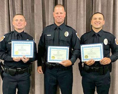 Police grads