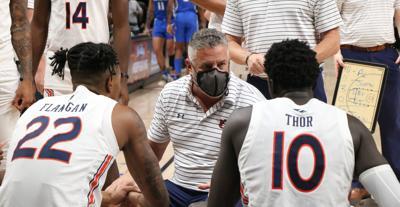 Auburn vs. Memphis