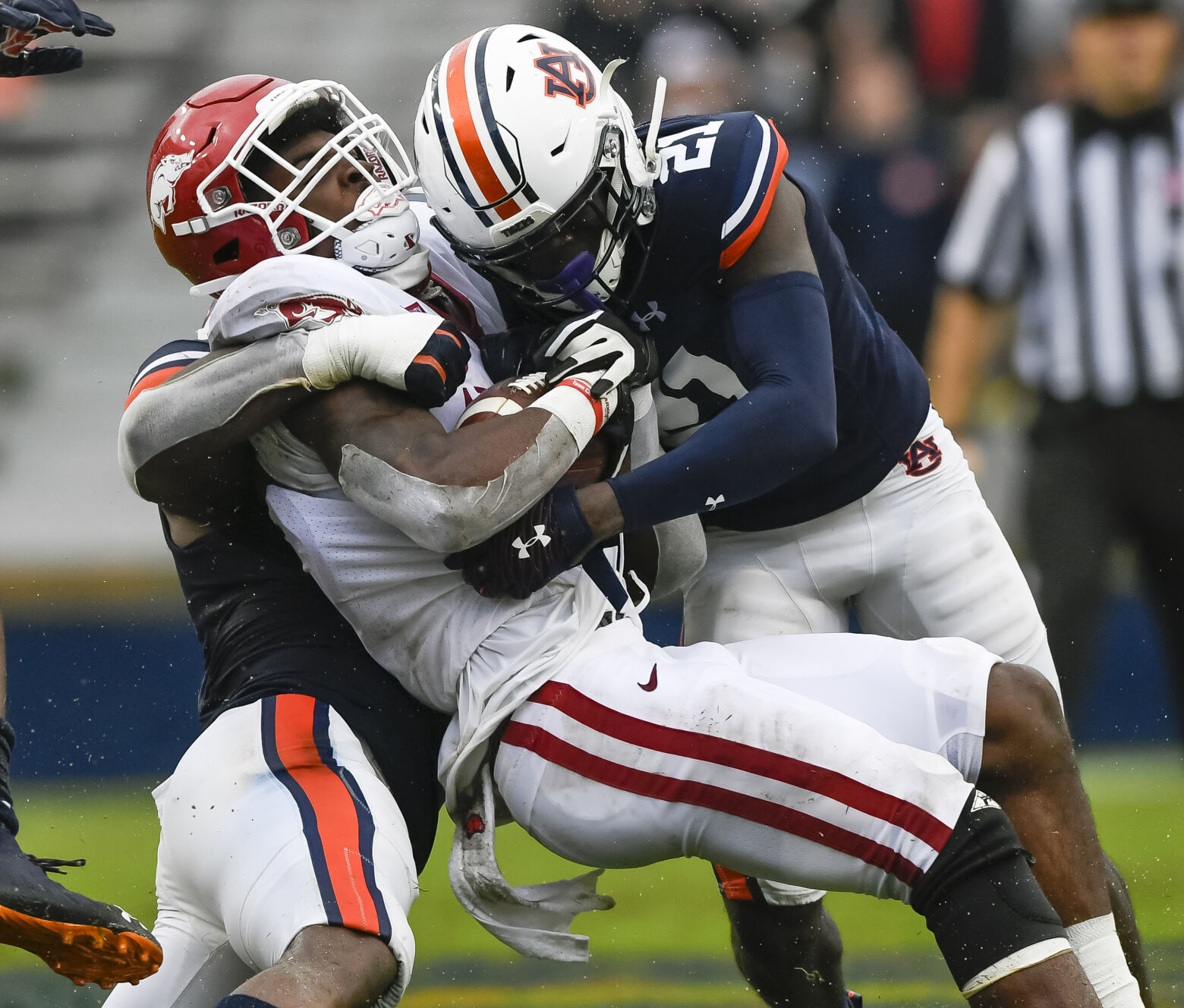 How Injuries Have Affected An Auburn Football Defense Playing Below Usual Standard Auburn Annistonstar com