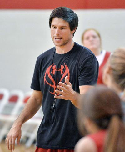 Ohatchee coach Bryant Ginn