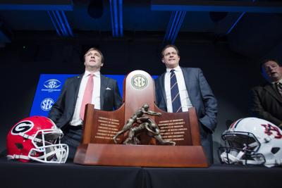 SEC Coaches Presser