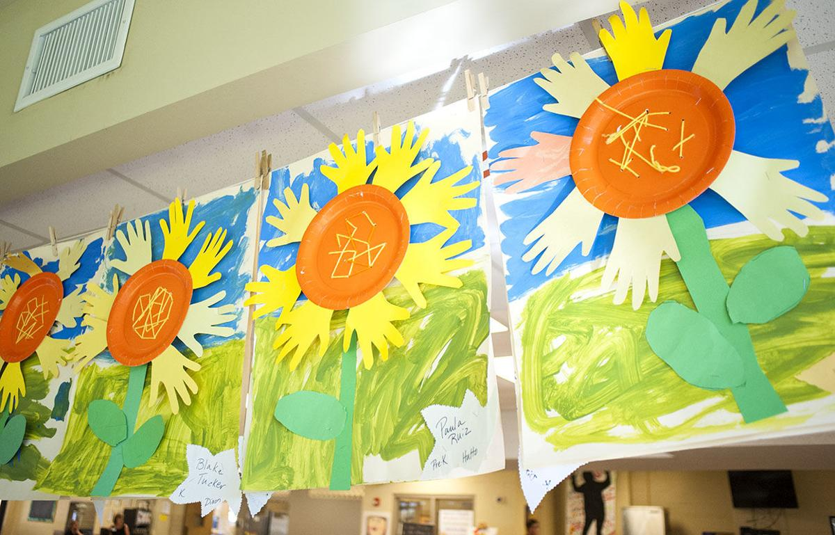 Alabama School for the Deaf's annual art show underway (with