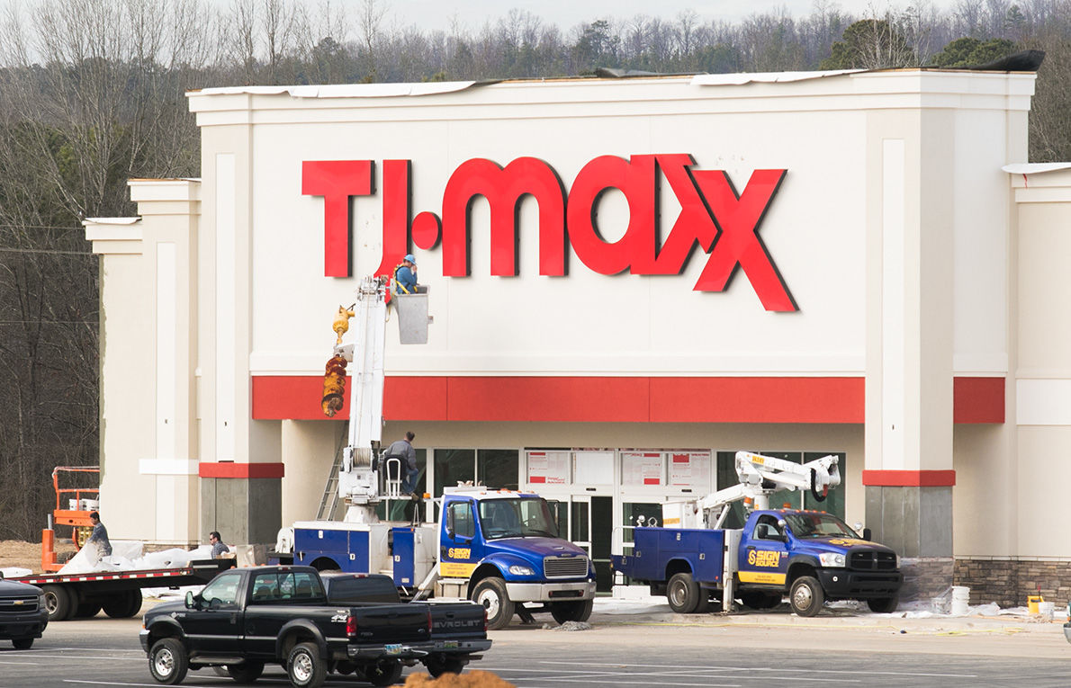 New T.J. Maxx store coming to Sylacauga