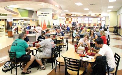 JSU freshmen required to buy meal plan