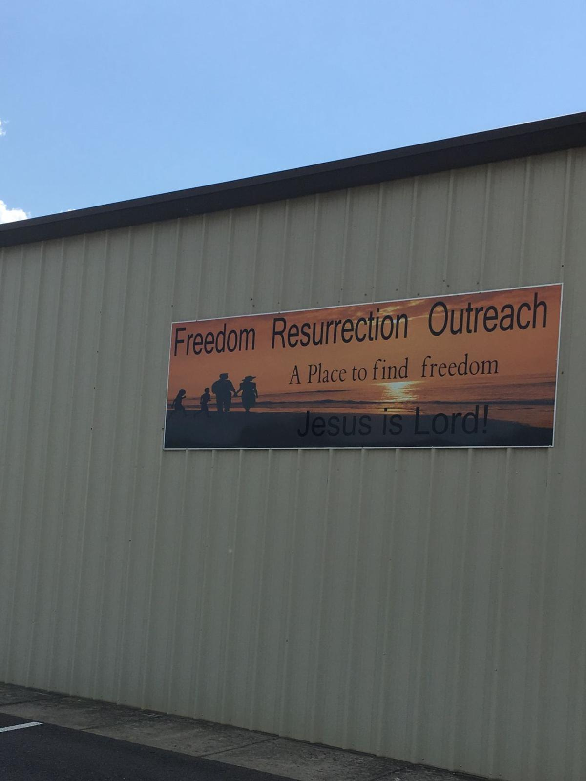freedom resurrection outreach church in pell city welcomes those