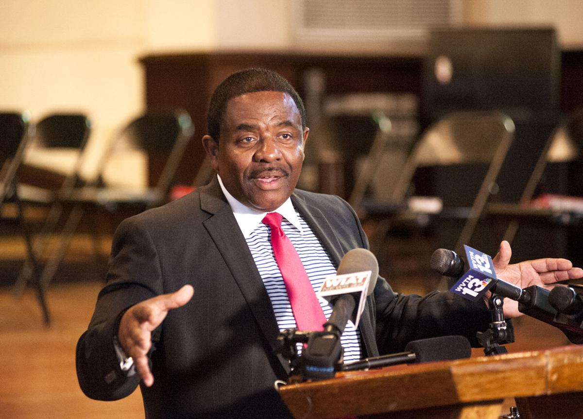 Talladega College President Hawkins 1 of 8 HBCU presidents set to speak at White House