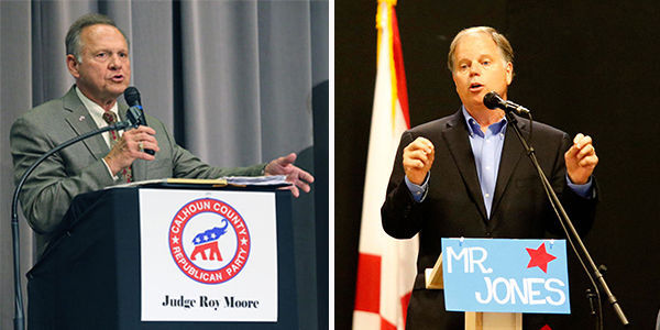 After meltdown over Moore accusations, Alabamians may be taking note of Senate race