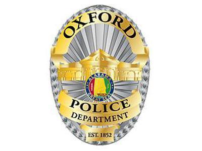 Oxford Police Department badge/seal teaser