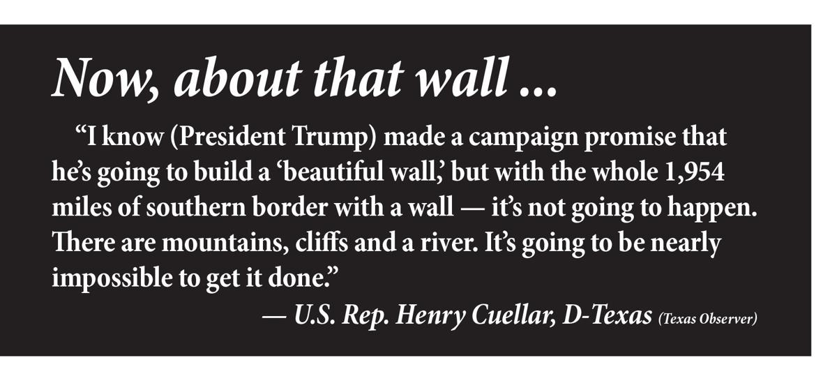The reality about building a border wall with Mexico