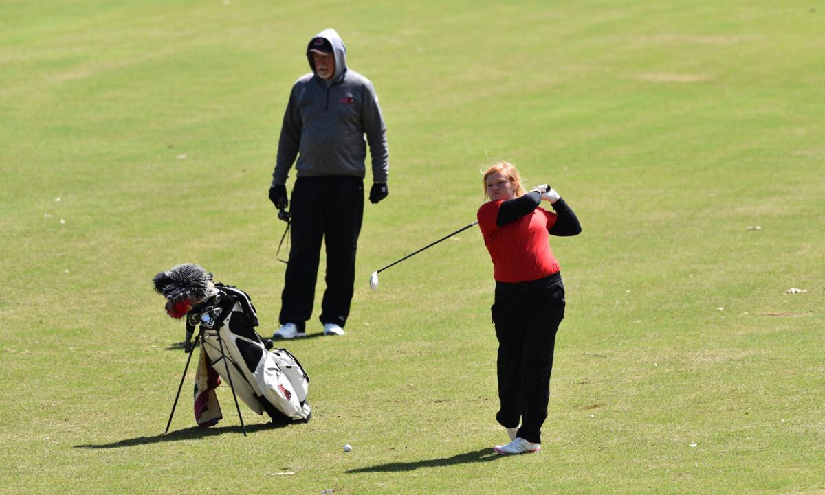JSU golf