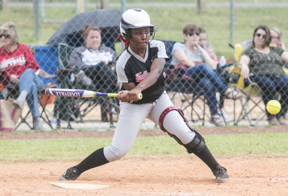 Talladega County Softball Tournament at Fayetteville