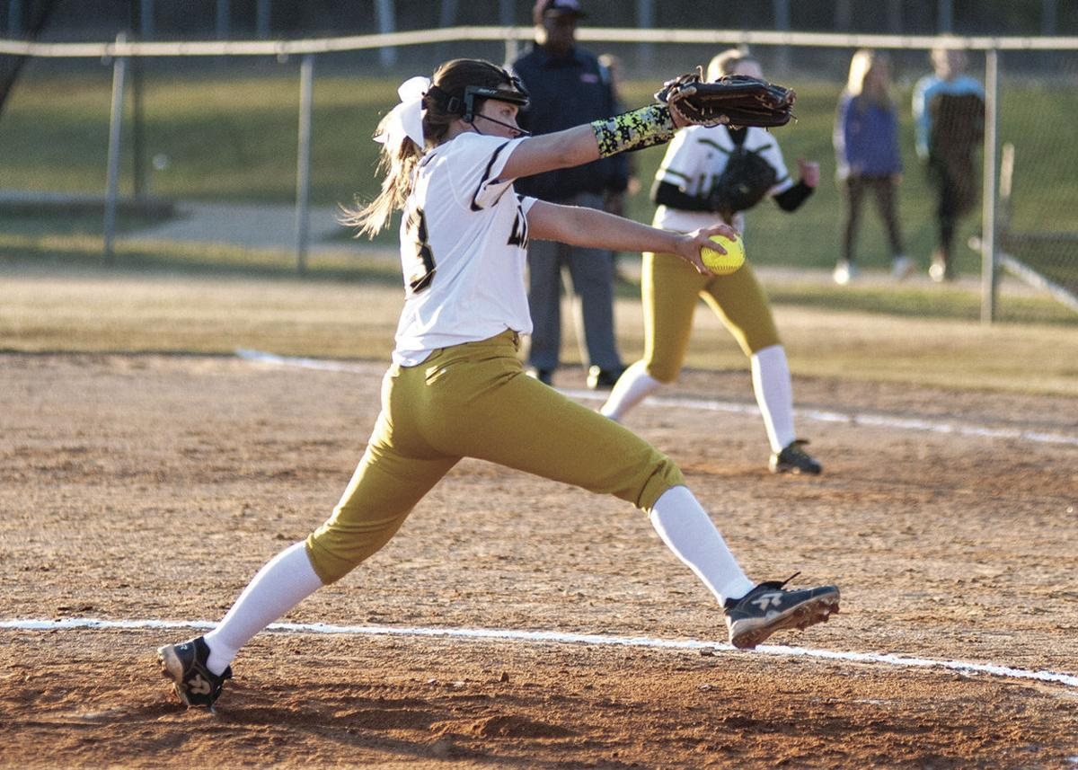 Lincoln's Rayanna Powell pitches her way to Daily Home Player of Week honor