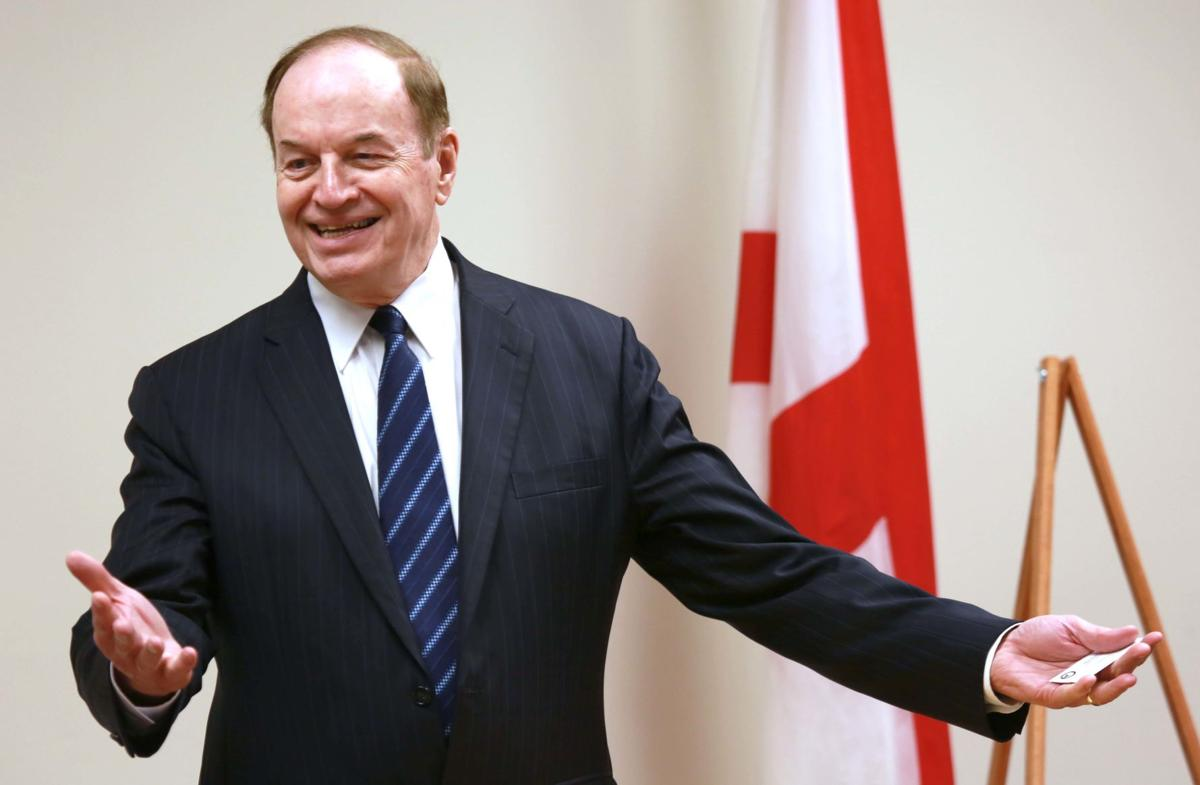 Richard Shelby meeting