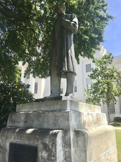 J. Marion Sims statue in Montgomery