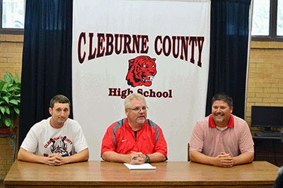 Cleburne County coaches