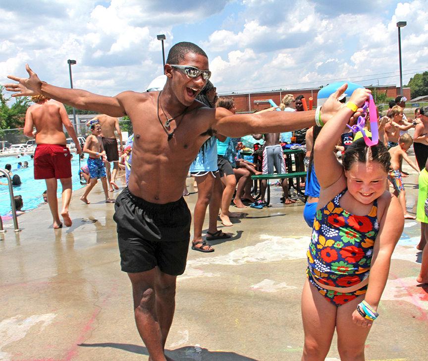 Splish-Splash Pool Party at Jacksonville Community Center