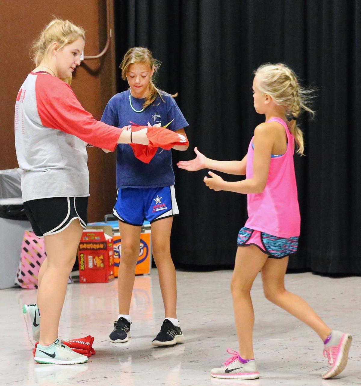 JSU Ballerina Boot Camp