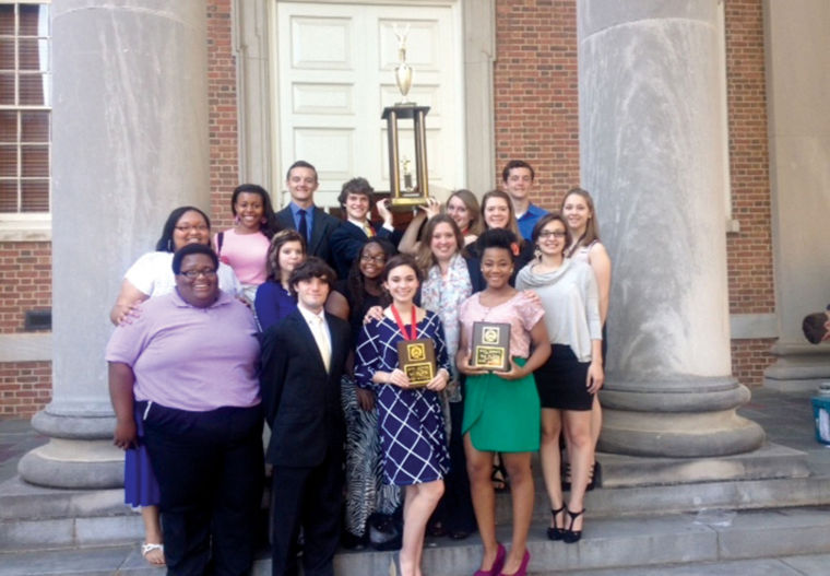 PCHS Debate Team takes top honors