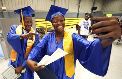 Dannon Project graduation