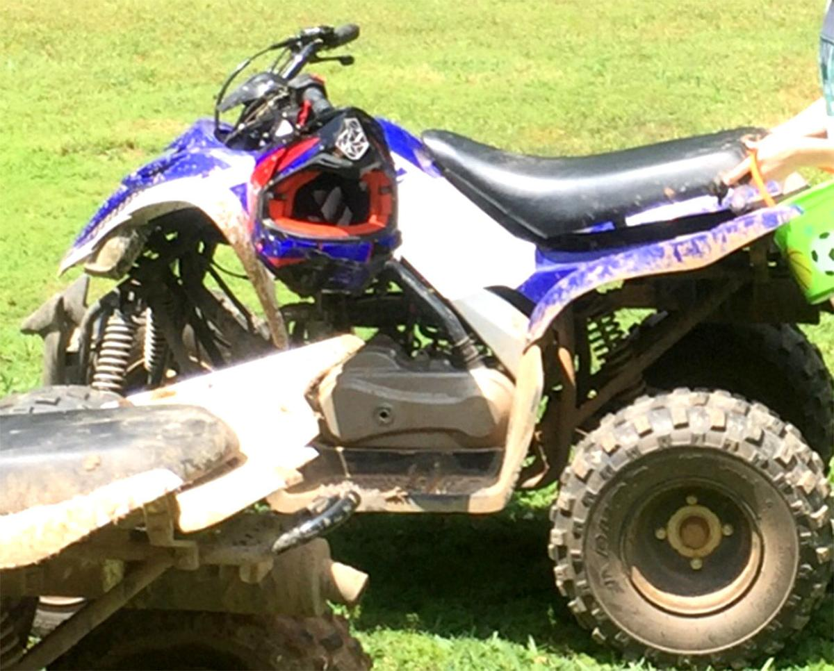 Talladega County Sheriff's Office seeks public's help in locating stolen ATV