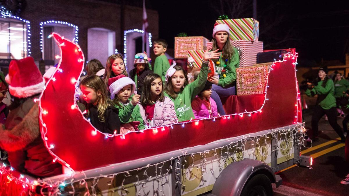 Scenes from the 2019 Pell City Christmas parade (photo gallery)