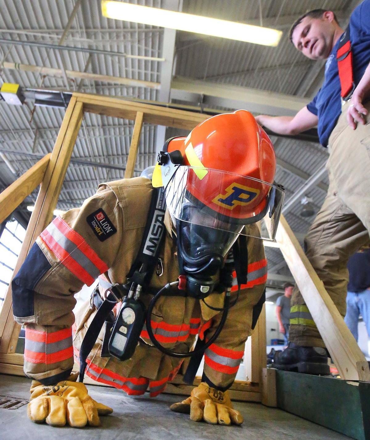 Piedmont HS Fire Training