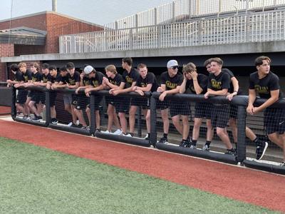 Oxford baseball team