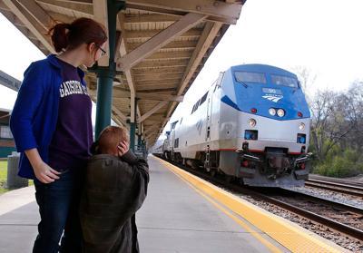 Amtrak in Anniston