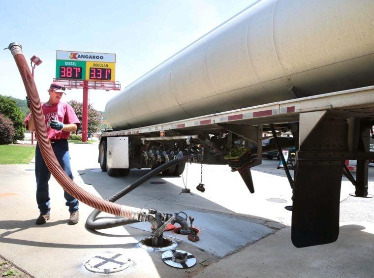 Gas tanker
