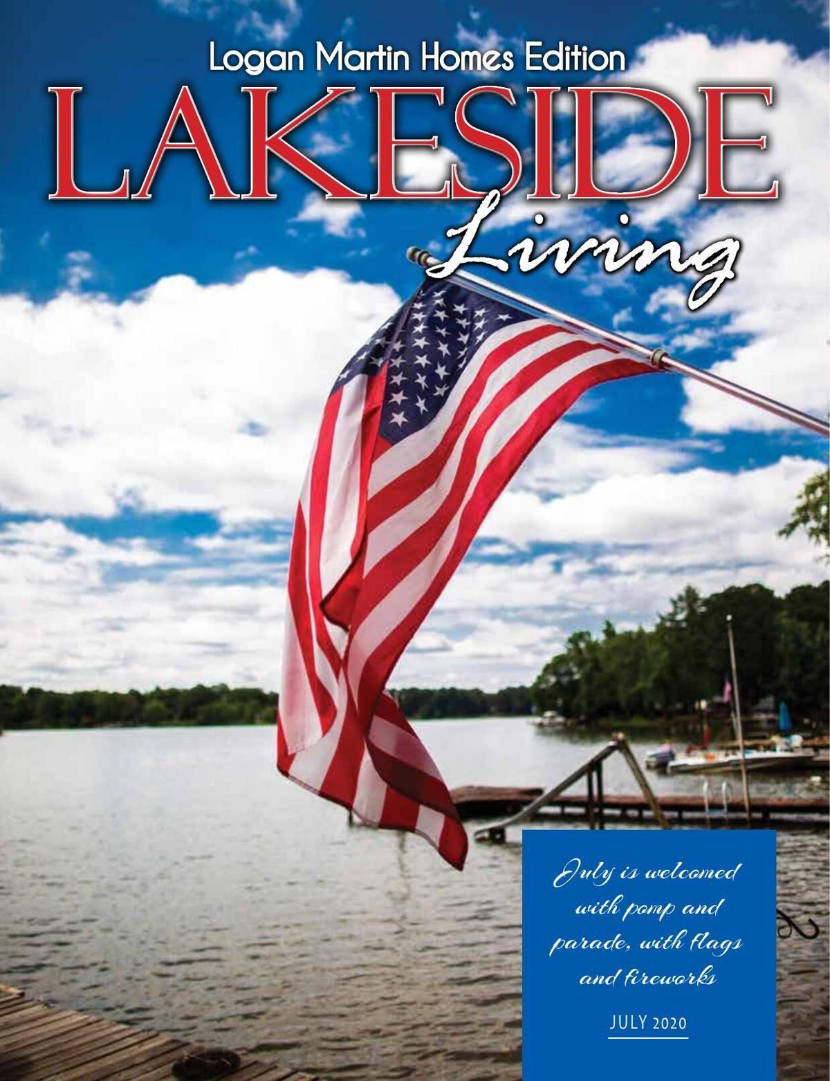Lakeside Living July  2020