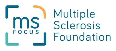 The logo for the Multiple Sclerosis Foundation