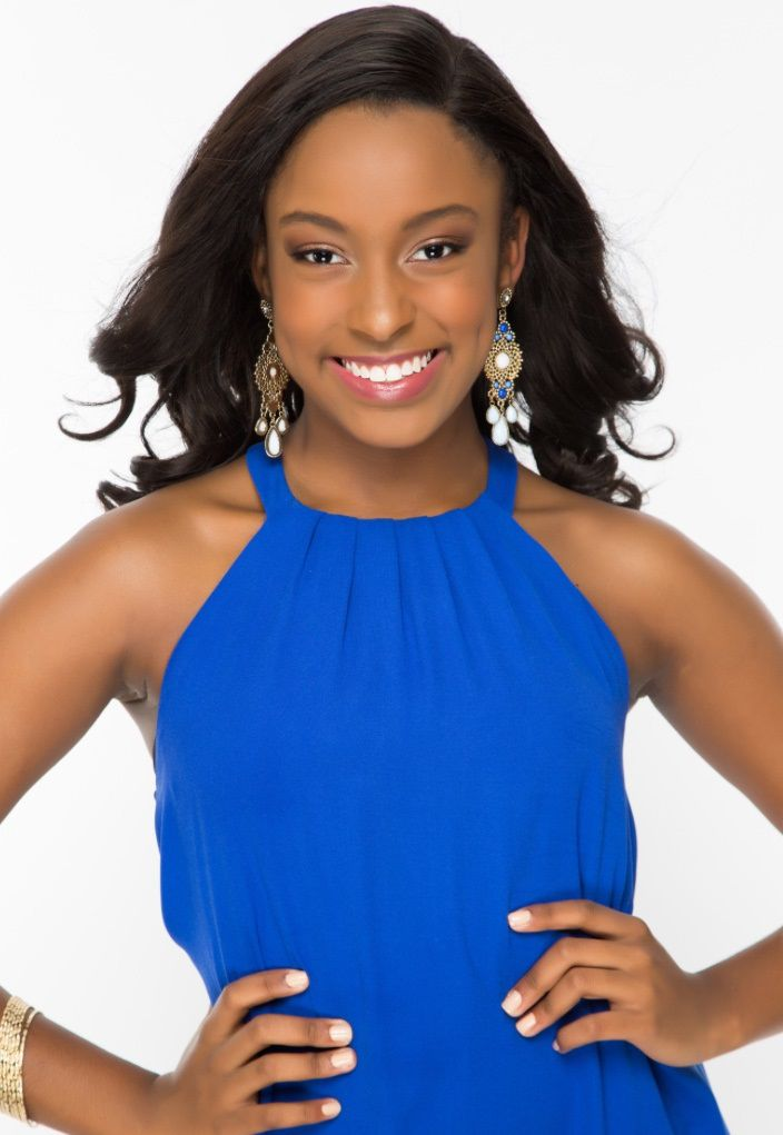 Jayla Duncan will represent Sylacauga in Miss Alabama's Outstanding Teen Pageant