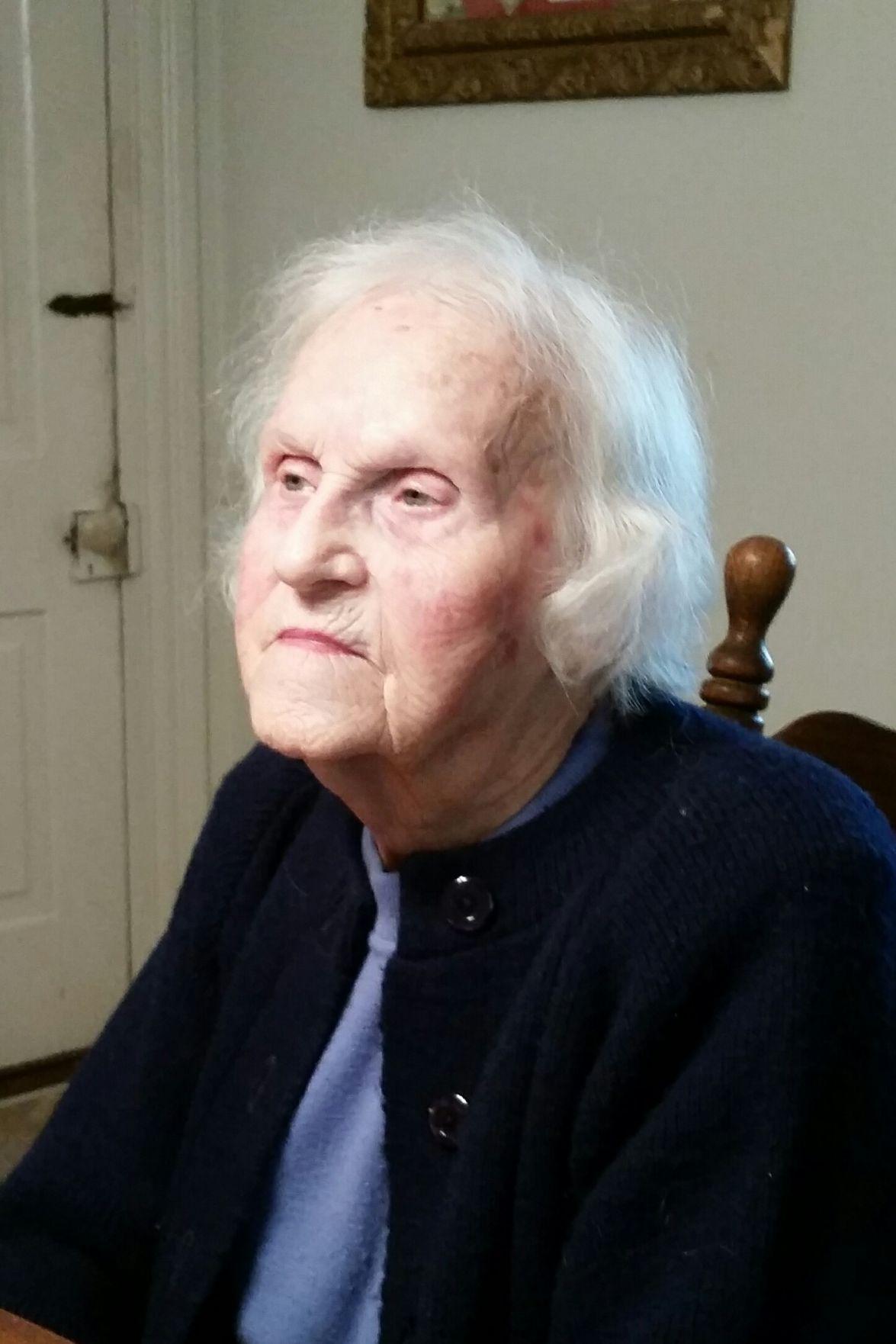 Mary Rose Lorraine Boyd Watson