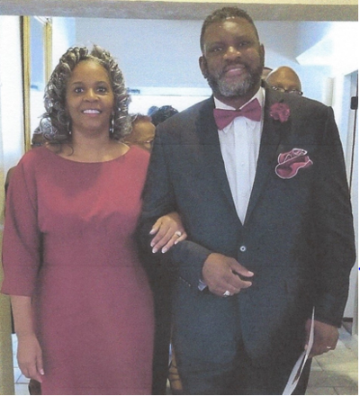 Pastor and Sister Frederick D. and Lady LaMadra Jemison