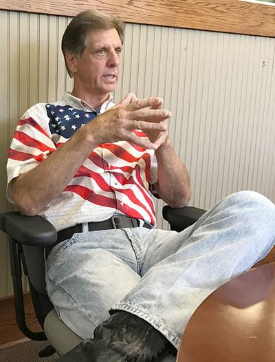 Randy Jinks running for Talladega County probate judge