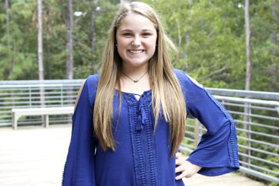 Pell City High's Brooke Perry