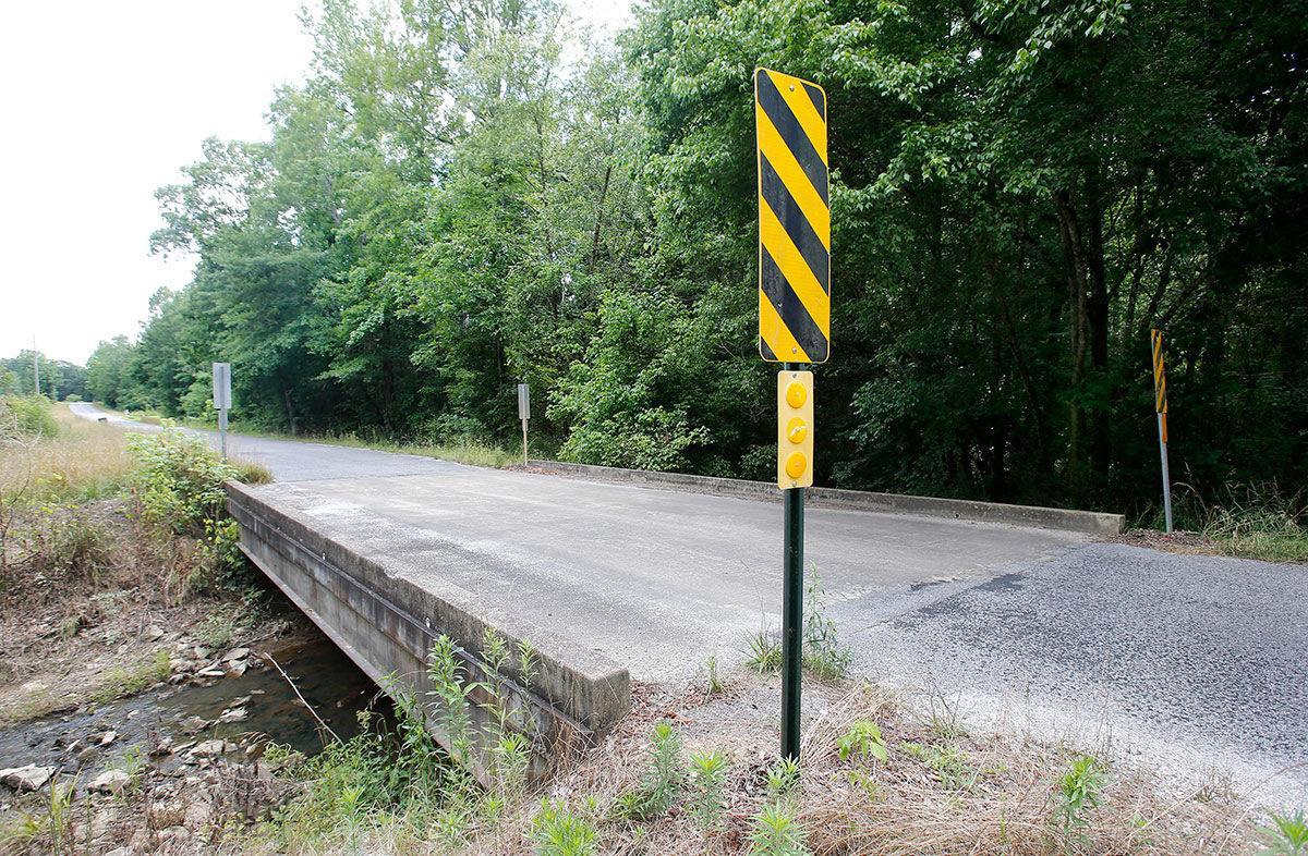 Rock Springs Road bridge
