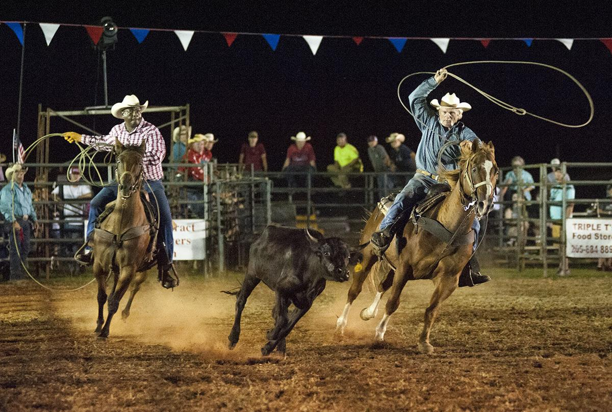 OPENING NIGHT: Bulls on the Lake Rodeo kicks off with Friday action at Pell City Recreation Center; more set for Saturday